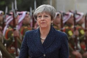 EU gives Theresa May another two weeks to avoid a no-deal Brexit
