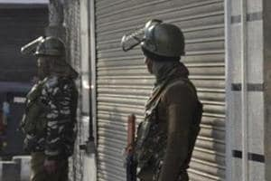 Sajjad Khan (27), a resident of Pulwama was arrested near the Lajpat Rai market late Thursday night, they said.