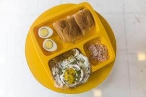 Ande ka funda: Is there anything more perfect than a well-done egg?