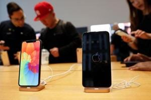 The company's woes show how weak iPhone sales and a broader slowdown in the smartphone business are causing pain across the Asian electronics supply chain.