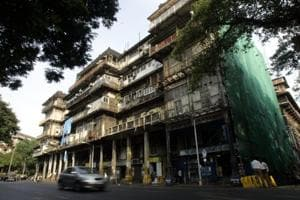 Built in 1863, Esplanade Mansion, a grade 2 A heritage structure, is the oldest-surviving cast iron building in India and was declared dilapidated and extremely dangerous in 2011.