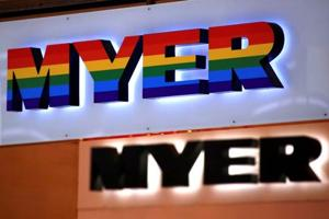 Myer, which was founded on the back of the country's gold rush more than a century ago, is cutting costs and boosting its online presence.