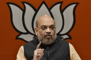 Speaking to media, Shah said Congress leader Pitroda's remarks conveyed that the Pulwama terror attack was a routine incident carried out by a few people for which Pakistan cannot be blamed.