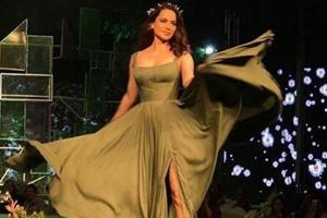 Happy birthday Kangana Ranaut: Stunner Kangana shows how to rock sarees, dresses, pantsuits and more