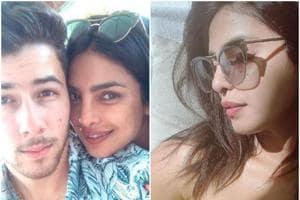 Nick Jonas and Priyanka Chopra are inMiami, Florida for a short holiday.