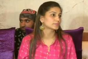 Has she, has she not? Sapna Chaudhary denies joining Congress, party says otherwise
