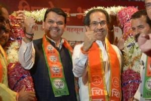 The Bharatiya Janata Party (BJP) and the Shiv Sena are all set to launch their Lok Sabha election campaign with a joint rally on Sunday in Kolhapur.