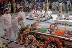 Probe ordered over ritual to 'purify' place where Manohar Parrikar's body was kept