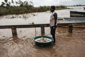 'Lots of dead', 'water full of snakes': Africa cyclone survivors recount