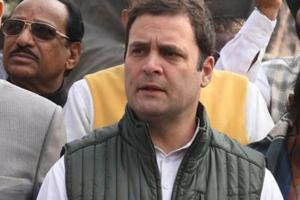 """Every patriotic Indian is disgusted by the video of a family in Gurugram being mercilessly beaten by hooligans,"" Congress president Rahul Gandhi tweeted."