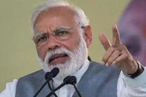 Narendra Modi is BJP's most popular campaigner, and the party won the 2014 parliamentary election following a campaign centred on him.