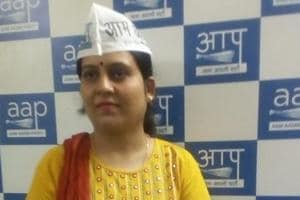 AAP's Gautam Budh Nagar Lok Sabha seat candidate Shweta Sharma is a former professor who taught  environmental science at an engineering and technical institute in Greater Noida.