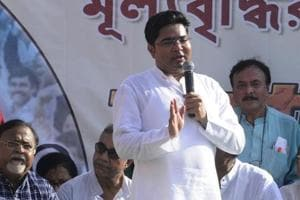 The Election Commission (EC) on Monday sought a report on the alleged fight at the Kolkata airport after Trinamool Congress lawmaker Abhishek Banerjee's wife reportedly prevented customs officials from checking her check-in baggage upon landing from abroad.