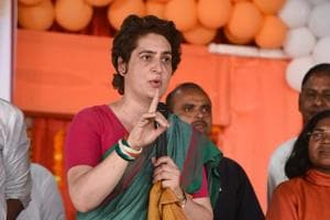 On first visit to Ayodhya, Priyanka Gandhi to launch Faizabad campaign