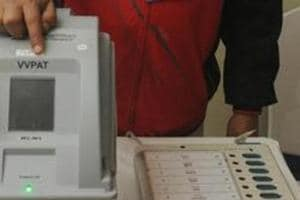 Supreme Court asks the Election Commission to consider increasing the number of VVPAT's that are used to randomly verify votes cast by Electronic Voting Machines, or EVM