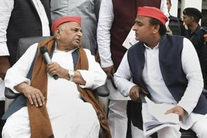The official list released by the Samajwadi Party names Mulayam Singh its top star campaigner for the first and second phases of the Lok Sabha polls.