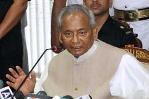 Rajasthan Governor Kalyan Singh said he wanted the BJP to emerge victorious in the 2019 Lok Sabha elections.