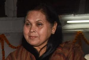 Putul Kumari , former Banka MP and BJP leader, is firm on filing nomination as an independent candidate.