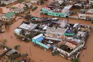 Photos: Aftermath of Cyclone Idai destruction in Mozambique and Zimbabwe