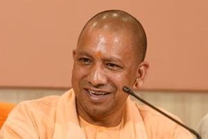 UP Chief minister Yogi Adityanath claimed that the Modi government did more work in its five year tenure than the Congress had done in 55 years.