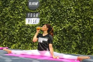 Jacqueline Fernandez on her style icon, yoga poses, cheat meals and more