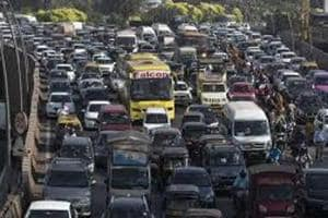The new traffic management system was required to address the ever-increasing vehicles on the road.