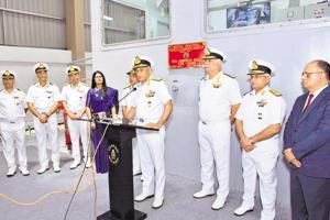 Indian Navy's maiden nuclear, biological and chemical training facility inaugurated in Lonavla