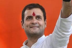 In Amethi, Rahul Gandhi faces challenge from son of local Congress leader