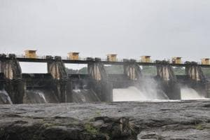 The irrigation department on Monday took a review meeting of the existing water stock in the Khadakwasla dam and decided to supply 1,350 MLD water.