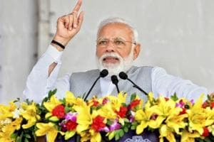 In a pre-election blitz, Prime Minister Narendra Modi has addressed around 100 rallies in 90 days.