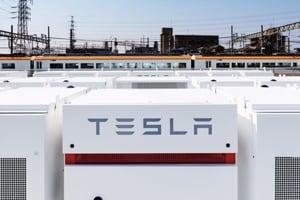 Tesla's latest:Asia's 'biggest energy storage system' to power Japan tr...