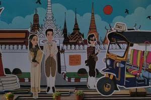 Take a mini-tour of the Namaste Thailand Festival 2019