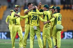 Finch, Zampa star as Australia ease to series win over Pakistan