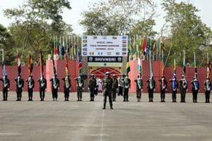 #Afindex 2019: Field training exercise between India and 17 African nations concludes in Pune