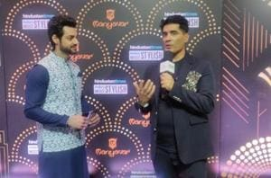 HT India's Most Stylish: Manish Malhotra says he wouldn't change anything about Ranveer Singh's style