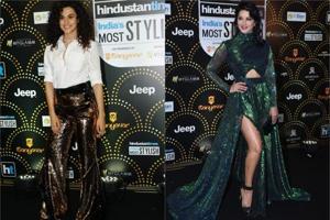 HT India's Most Stylish 2019: Sunny Leone, Kareena Kapoor, Twinkle, Taapsee revisit retro fashion