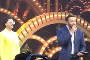 'Last year I gave the biggest hit, this is my first award': Rohit at HT...