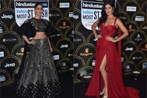HT India's Most Stylish 2019: Kareena, Katrina, Anushka stun on the Black Carpet
