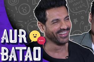 Why John Abraham loves doing patriotic films || INTERVIEW || ROMEO AKBAR...