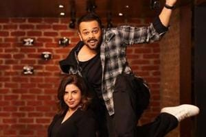 Farah Khan and Rohit Shetty's next is a big Bollywood musical, a remake of popular Indian film