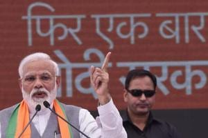 'One mission, one direction' is our mantra: PM Modi at BJP manifesto release for Lok Sabha polls