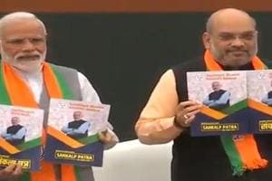 Top 15 promises in BJP manifesto for Lok Sabha elections 2019