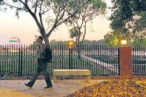 Delhiwale: A bench for remembrances