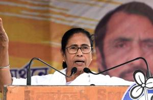 Lok Sabha elections 2019: Congress's poor performance led to  the rise of BJP, says Mamata Banerjee
