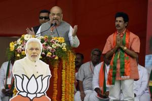 Lok Sabha elections 2019:'Like any other state, Kashmir is an inseparable part of India', says Amit Shah