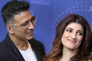 Watch Twinkle Khanna's epic style takedown of Akshay Kumar