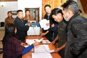 Lok Sabha elections 2019:75 companies of security forces deployed for polls in Nagaland