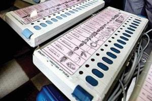 Lok Sabha elections 2019:Jana Sena candidate Madhusudan Gupta arrested for damaging EVM in Andhra Pradesh
