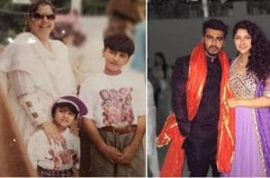 Arjun Kapoor shares a Siblings Day post for sister Anshula, says she's the best part of him- See throwback pic