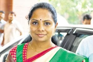 Lok Sabha elections 2019: 178 farmers in poll fray against Telangana CM's daughter Kalvakuntla Kavitha